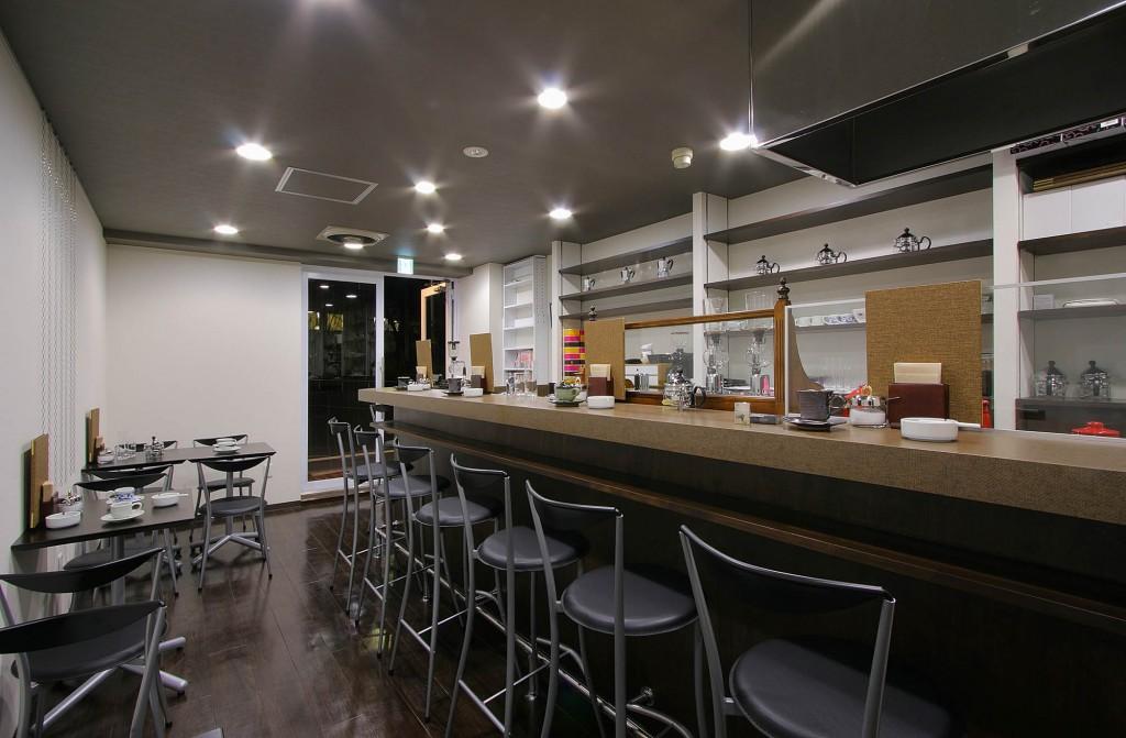 カフェ内装施工事例0030